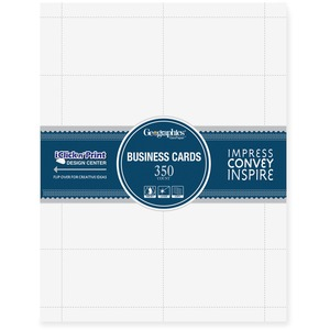 Geographics Business Card GEO39051