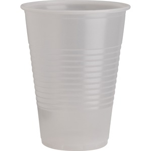 Genuine Joe Translucent Plastic Beverage Cup GJO10434