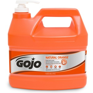 Gojo Natural Orange Pumice Hand Cleaner GOJ095504EA