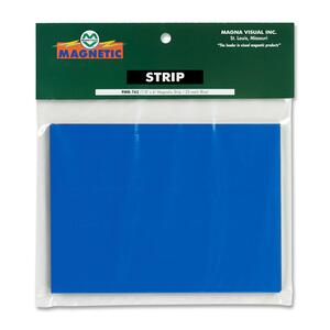Magna Visual Magnetic Write-on/Wipe-off Strips MAVPMR765