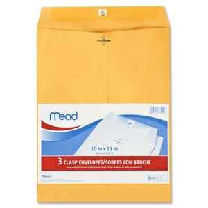 Mead Heavyweight Clasp Envelopes MEA76014