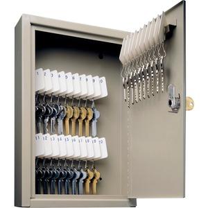 Steelmaster Key Cabinet - 30-Key Capacity