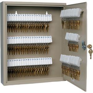 Steelmaster Key Cabinet - 110-Key Capacity