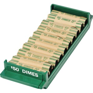 MMF Porta Count Coin Tray For $50 Dimes MMF212081002