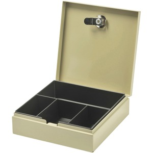 MMF Drawer Safe Cash Box with Lock MMF227107003