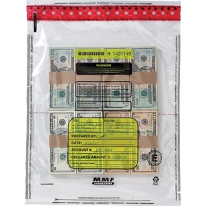 MMF Tamper-Evident Bundle Bag MMF2362005N20
