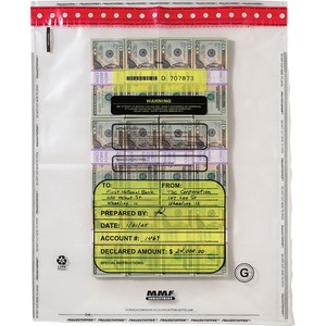 MMF Tamper-Evident Bundle Bag MMF2362035N20
