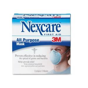 Nexcare All Purpose Filter Mask MMM2643A