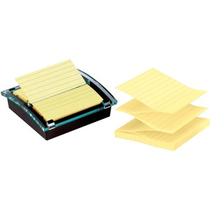 Post-it Designer Series Value Pack Dispenser MMMDS440SSVP