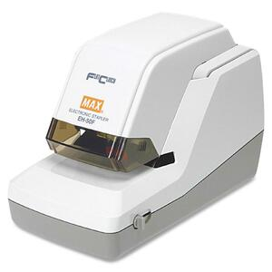 MAX Flat Clinch Electronic Stapler MXBEH50F
