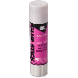 OIC Disappearing Color Glue Stick OIC50004