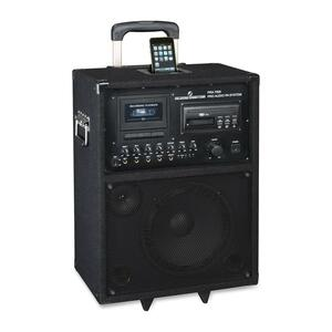 Oklahoma Sound Pro Audio Wireless Public Address System OKSPRA7000