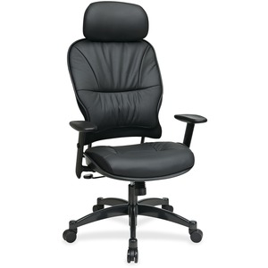 Office Star Space 2900 Leather Managers High-Back Chair OSP29008