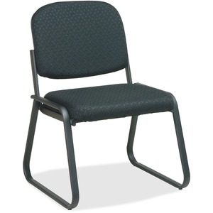 Office Star V4420 Deluxe Sled Base Armless Chair OSPV442080