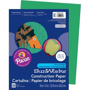 Pacon SunWorks Construction Paper PAC8003