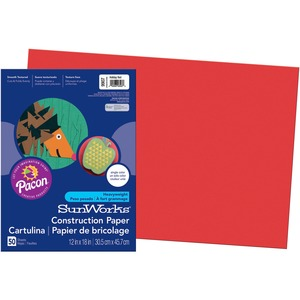 Pacon SunWorks Construction Paper PAC9907