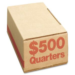 PM SecurIT $500 Coin Box (Quarters) PMC61025