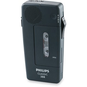 Philips PM388 Mini Cassette Voice Recorder PSPLFH038800B