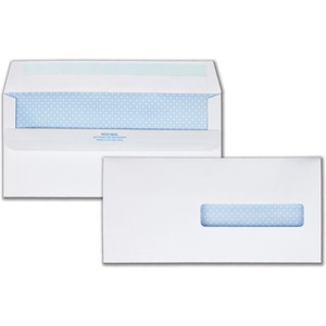 Quality Park Redi-Seal Window Envelopes QUA21438