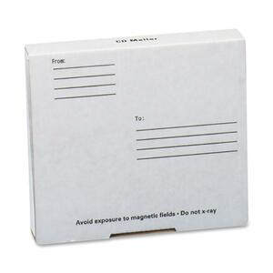 Quality Park Corrugated CD Mailer QUA64105