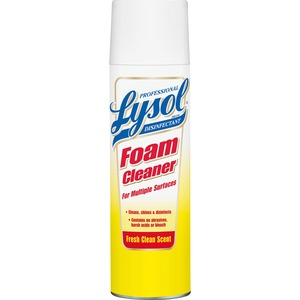 Professional Lysol Disinfectant Foam Cleaner RAC02775EA