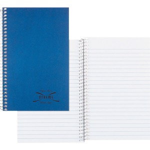 Rediform National 3-Subject Notebook With Dividers RED33360