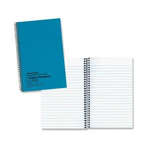 Rediform National Kolor-Kraft 1-Subject Notebook RED33560