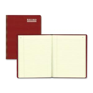 Rediform Red Vinyl Account Book RED57231