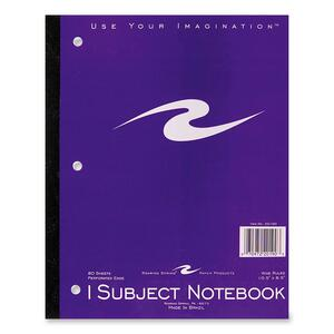 Roaring Spring 1-Subject Tapebound Notebook ROA20190