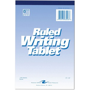 Roaring Spring Ruled Writing Tablet ROA63046
