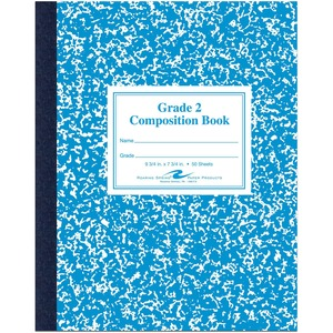 Roaring Spring Second Grade Composition Book ROA77921