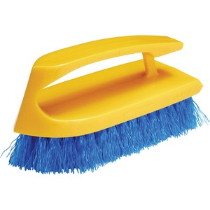 Rubbermaid Iron Handle Scrub Brush RCP6482COB