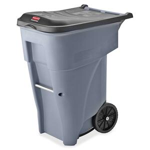 Rubbermaid Big Wheel Roll-Out Container RCP9W2100GY