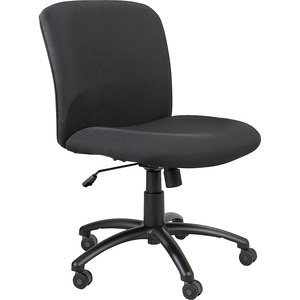Safco Big & Tall Executive Mid-Back Chair SAF3491BL