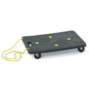 Safco Stow-Away Dolly SAF4045BL