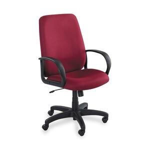 Safco Poise Collection Executive High-Back Chair SAF6300BG
