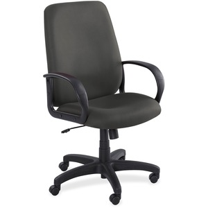 Safco Poise Collection Executive High-Back Chair SAF6300BL