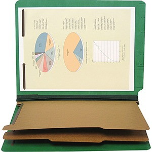 SJ Paper Six Section Classification Folder SJPS60431