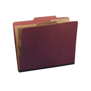 SJ Paper 2 Dividers Classification Folder SJPS60447