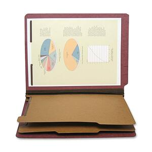 SJ Paper Six Section Classification Folder SJPS60935