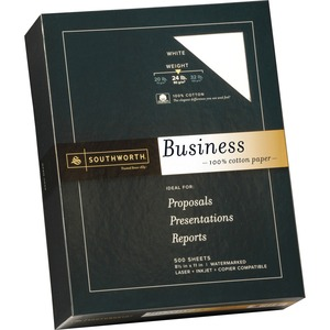 Southworth 100% Cotton Business Paper SOU14C