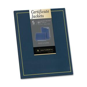 Southworth Certificate Jackets SOUPF6