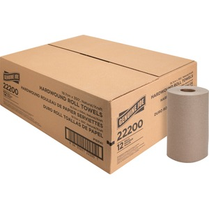 Genuine Joe Hard Wound Roll Towel GJO22200