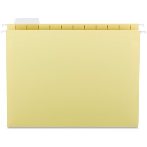Sparco Colored Hanging Folder SPRSP5215YEL