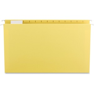 Sparco Colored Hanging Folder SPRSP5315YEL