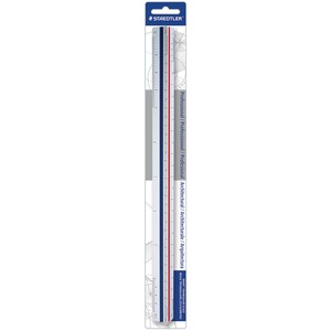 Staedtler Architectural Triangular Scale STD9871831BK