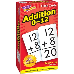 Trend Math Flash Cards TEPT53101