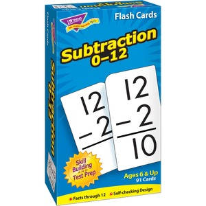 Trend Math Flash Cards TEPT53103