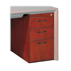 Mayline Corsica Series Box/Box/File Pedestal for Desk MLNCBBFDCRY