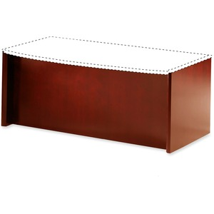 Mayline Corsica Reception Desk Base MLNCDBCRY